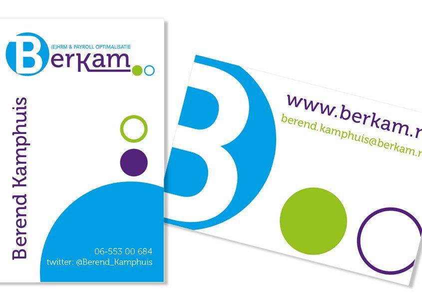 Visitekaartje Berkam